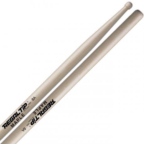 Regal Tip Maple Series 8A Wood Tip Drumsticks