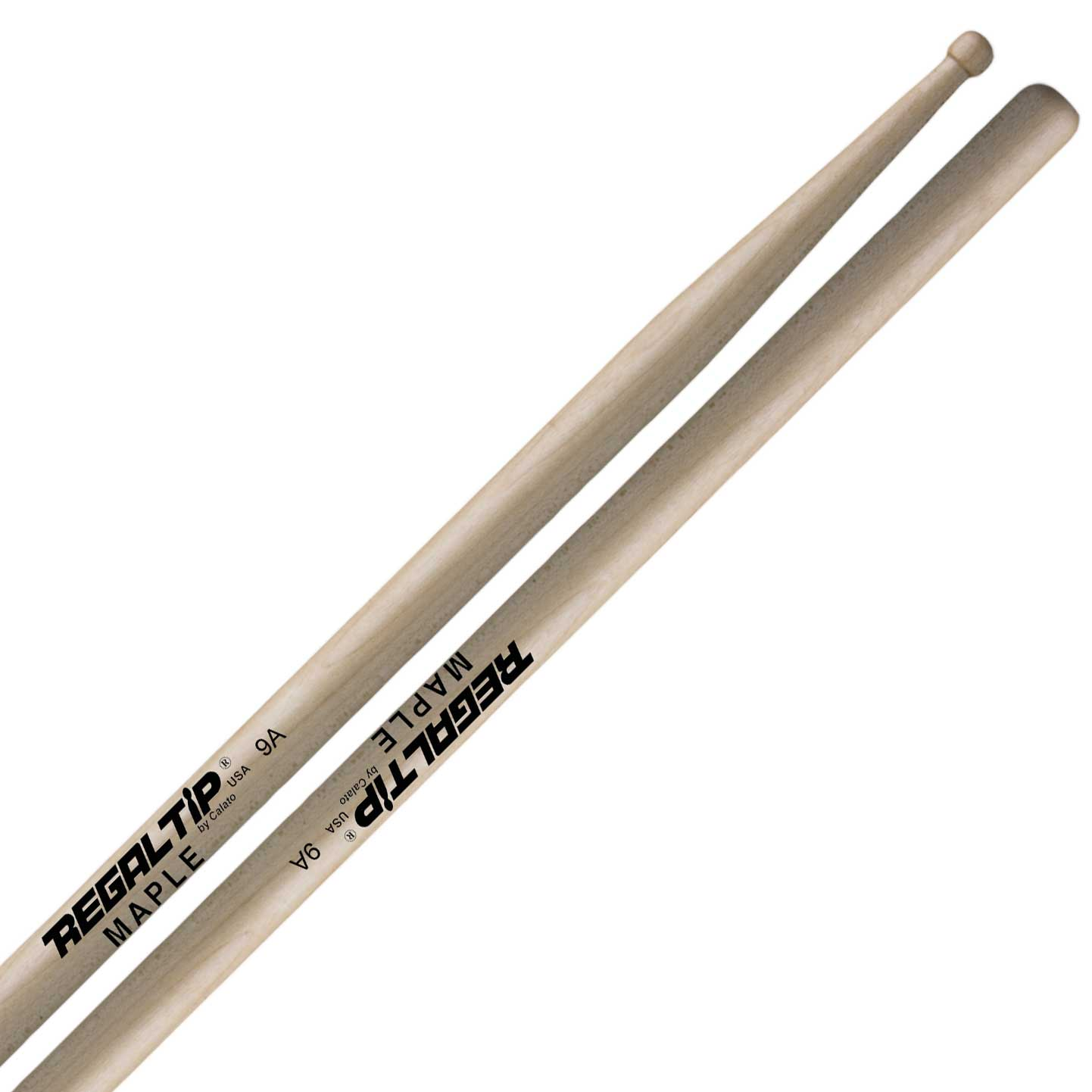 Regal Tip Classic Series Maple 9A Wood Tip Drumsticks