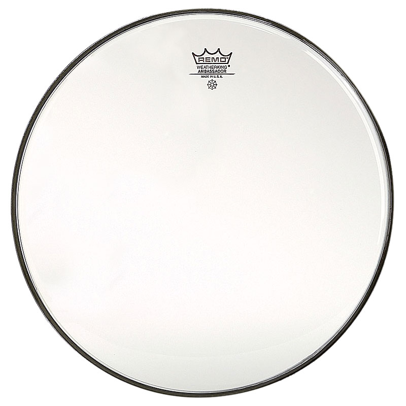 "Remo 6"" Ambassador Clear Drum Head"