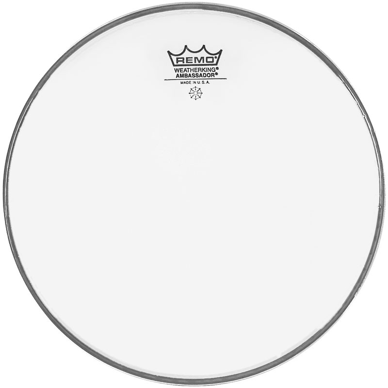 "Remo 20"" Ambassador Clear Drum Head"