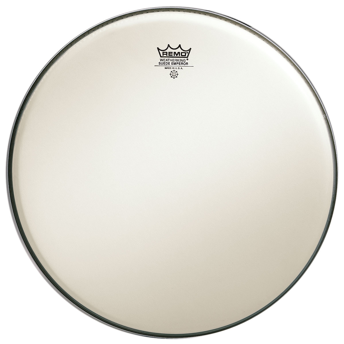 "Remo 20"" Emperor Suede Bass Drum Head"