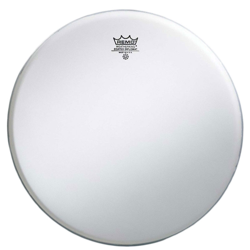 "Remo 10"" Coated Diplomat Head"