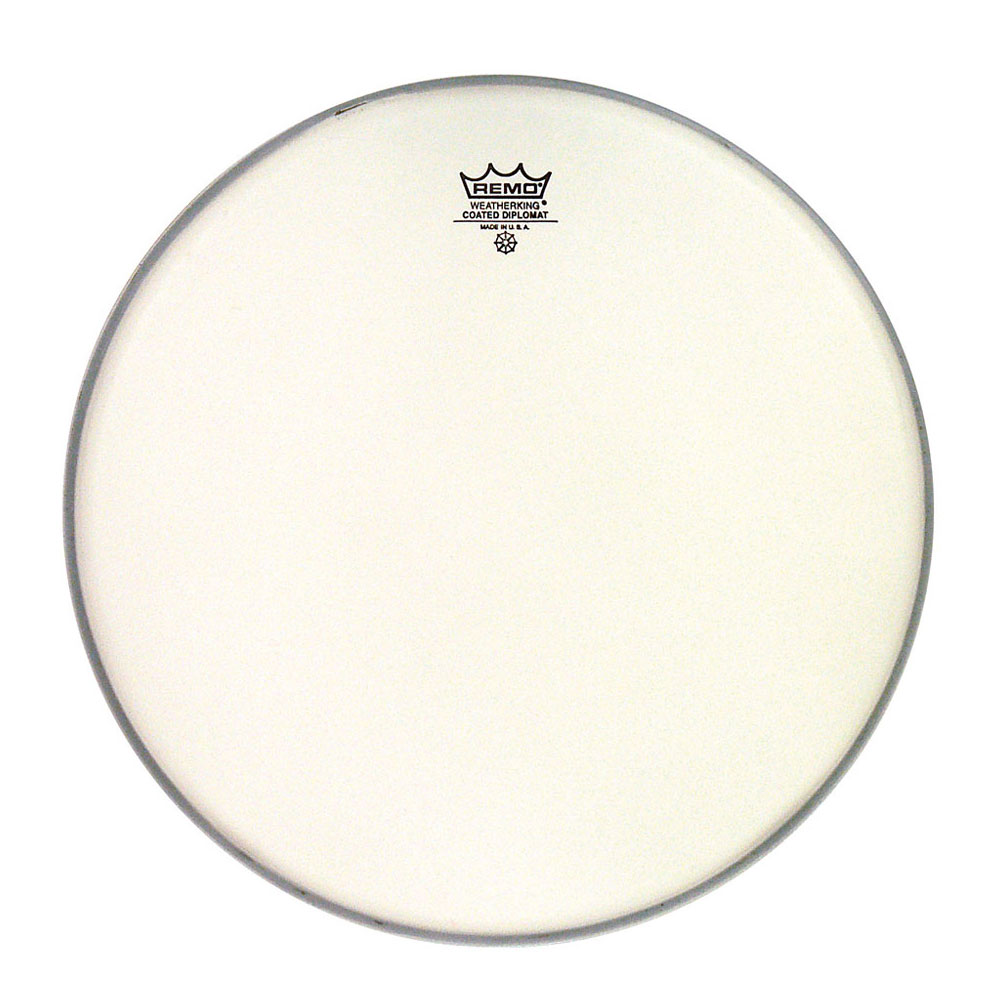 "Remo 13"" Coated Diplomat Head"