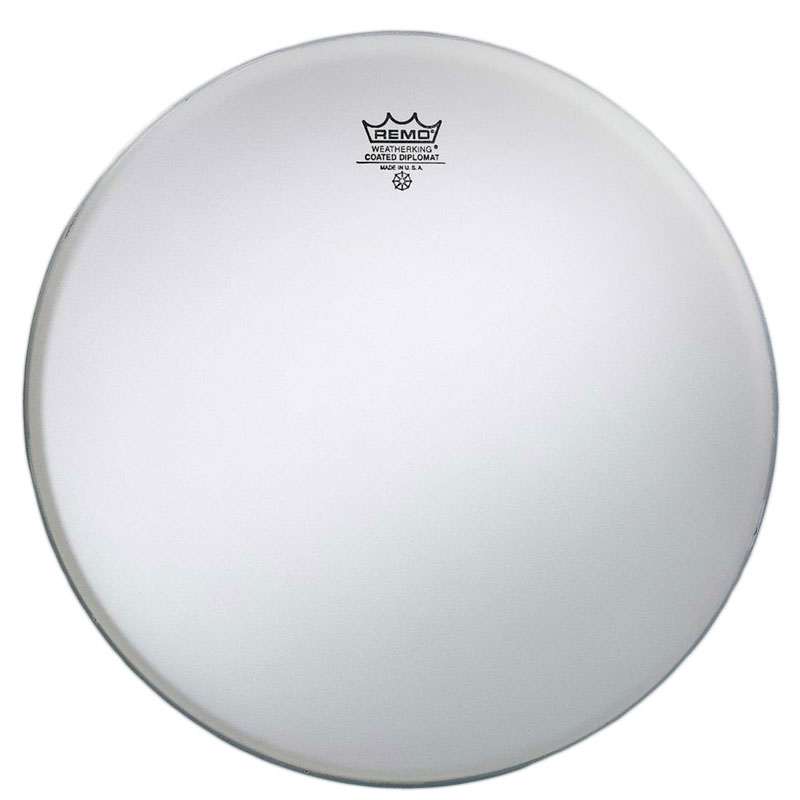 "Remo 16"" Coated Diplomat Head"