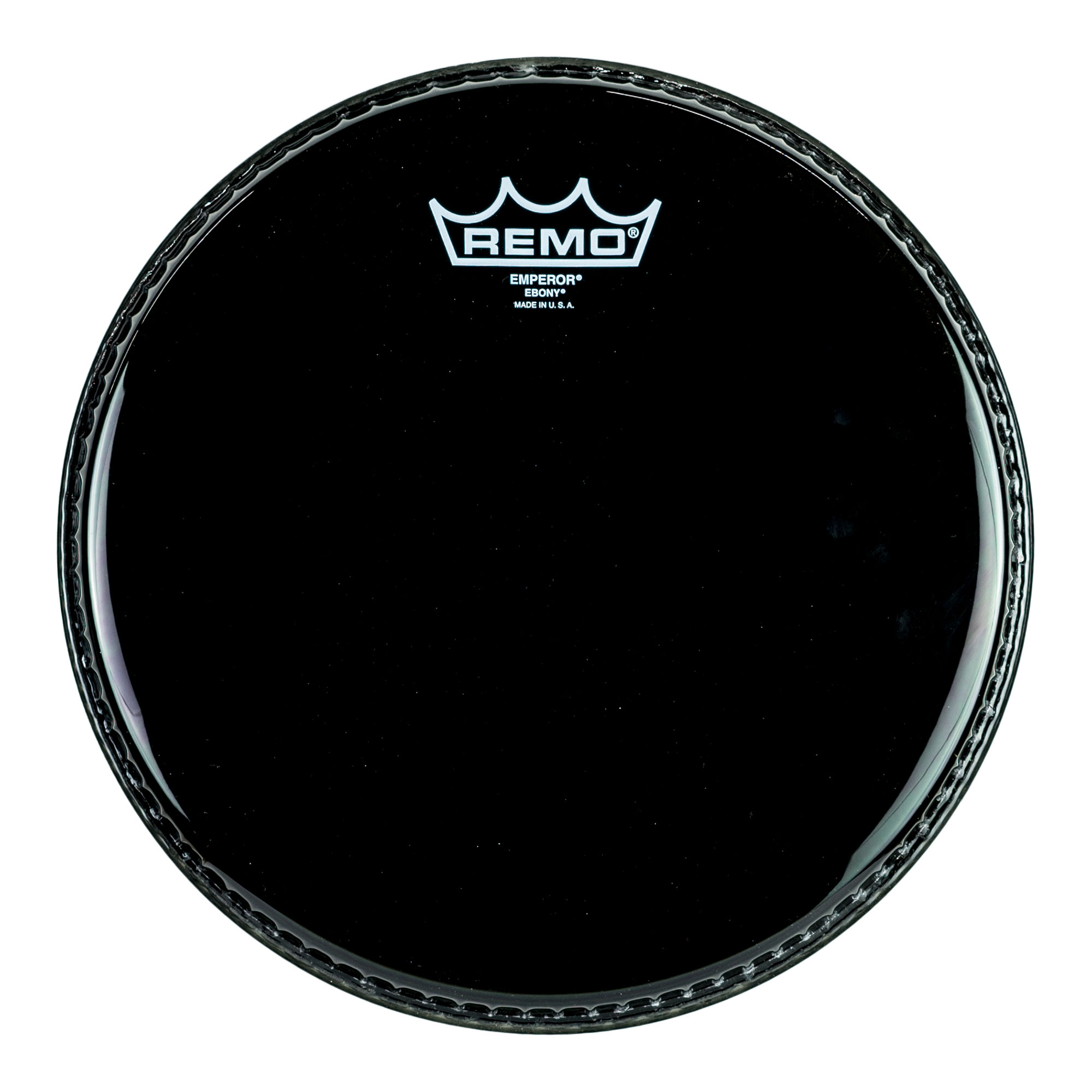 "Remo 10"" Emperor Ebony Drum Head"
