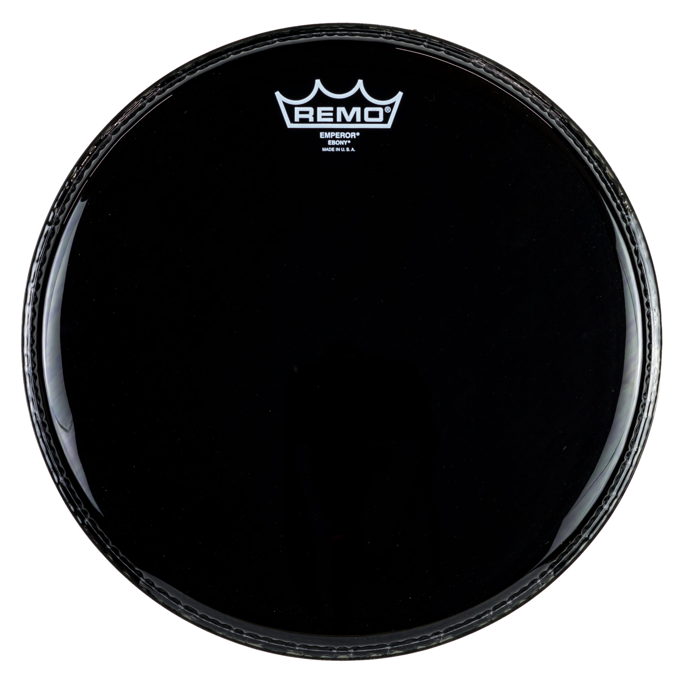 "Remo 13"" Emperor Ebony Drum Head"