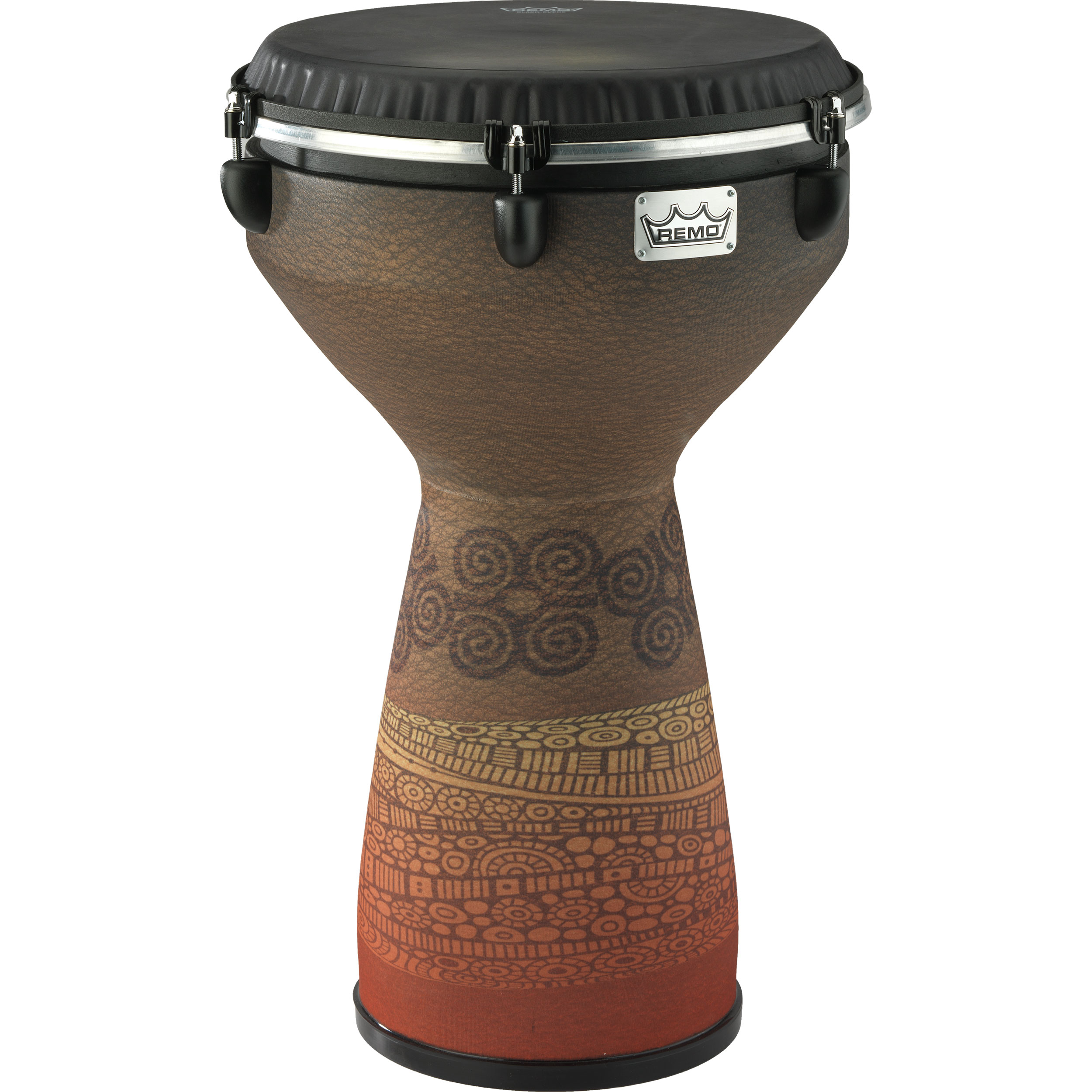 "Remo 13"" Flareout Djembe in Desert Brown"