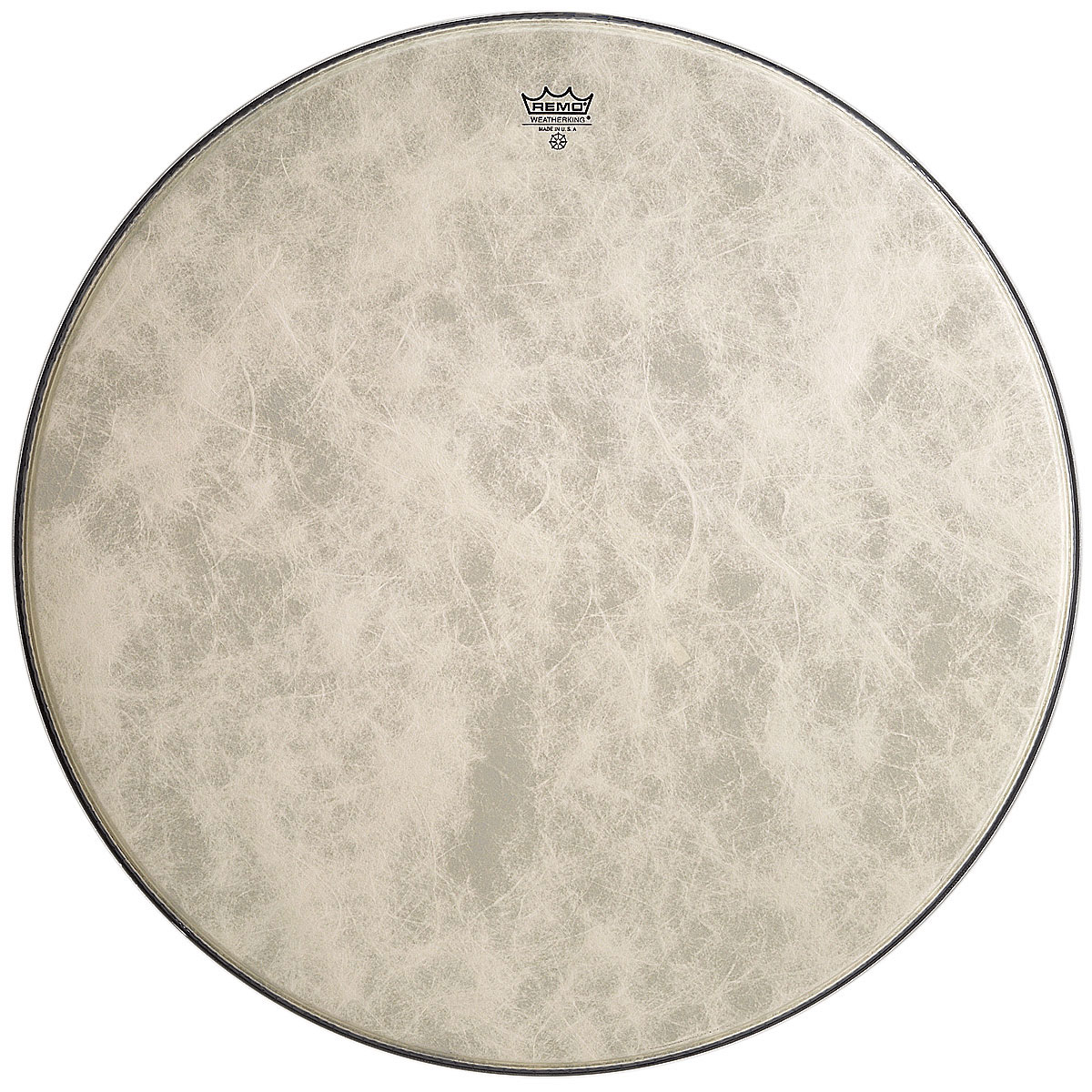 "Remo 28"" Fiberskyn Heavy Concert Bass Drum Head"
