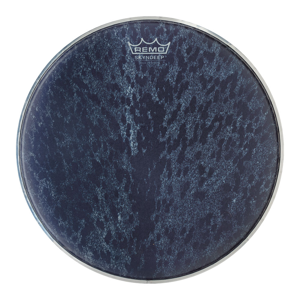 "Remo 12"" DX-Series Skyndeep Black Goatskin Djembe Drum Head"