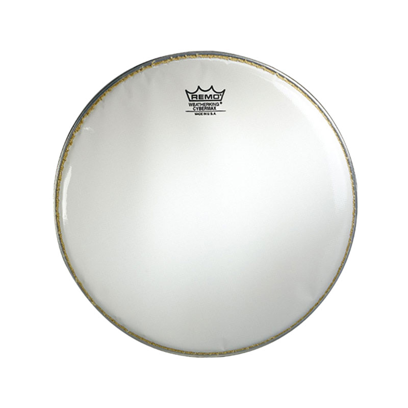 """Remo 14.07"""" Cybermax Marching Snare Top Head"""