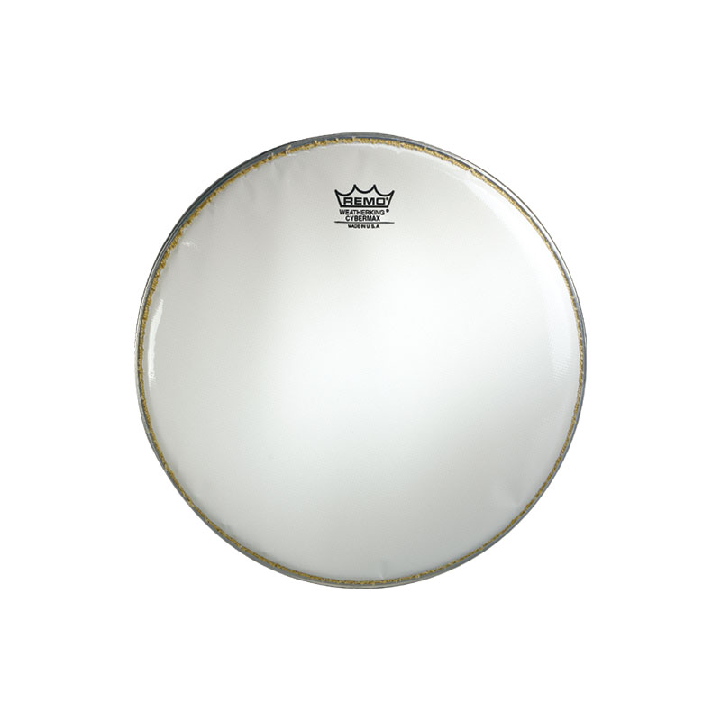 """Remo 14"""" Cybermax Marching Snare Top Head"""