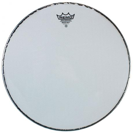 remo 14 white max marching snare drum top batter head ks 2614 00. Black Bedroom Furniture Sets. Home Design Ideas