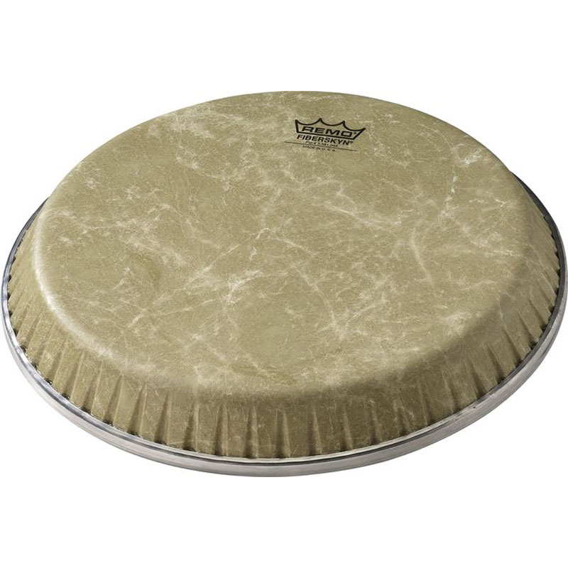 "Remo 9.75"" Symmetry Fiberskyn Conga Drum Head (D4 Collar)"