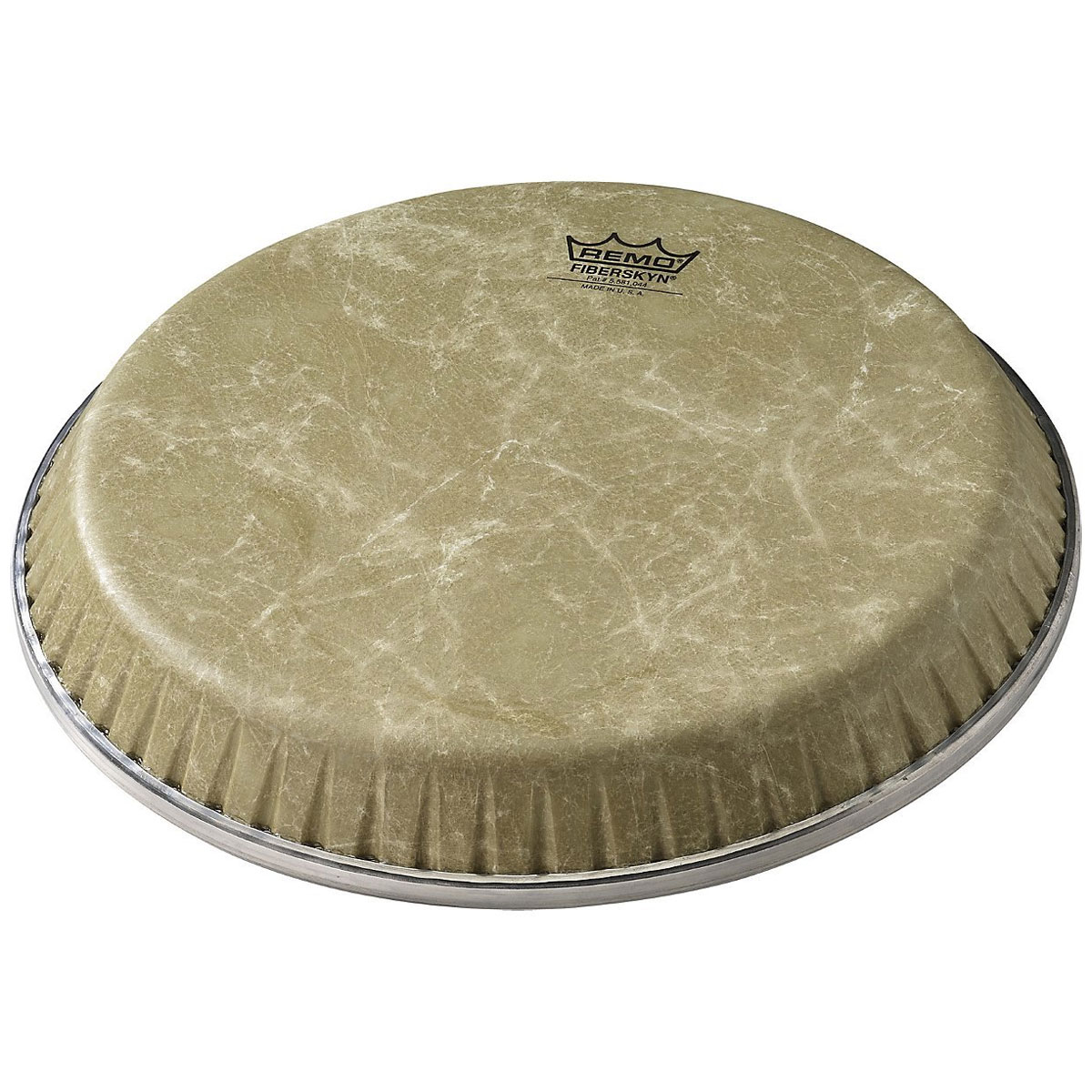 "Remo 11.75"" Symmetry Fiberskyn Conga Drum Head (D4 Collar)"