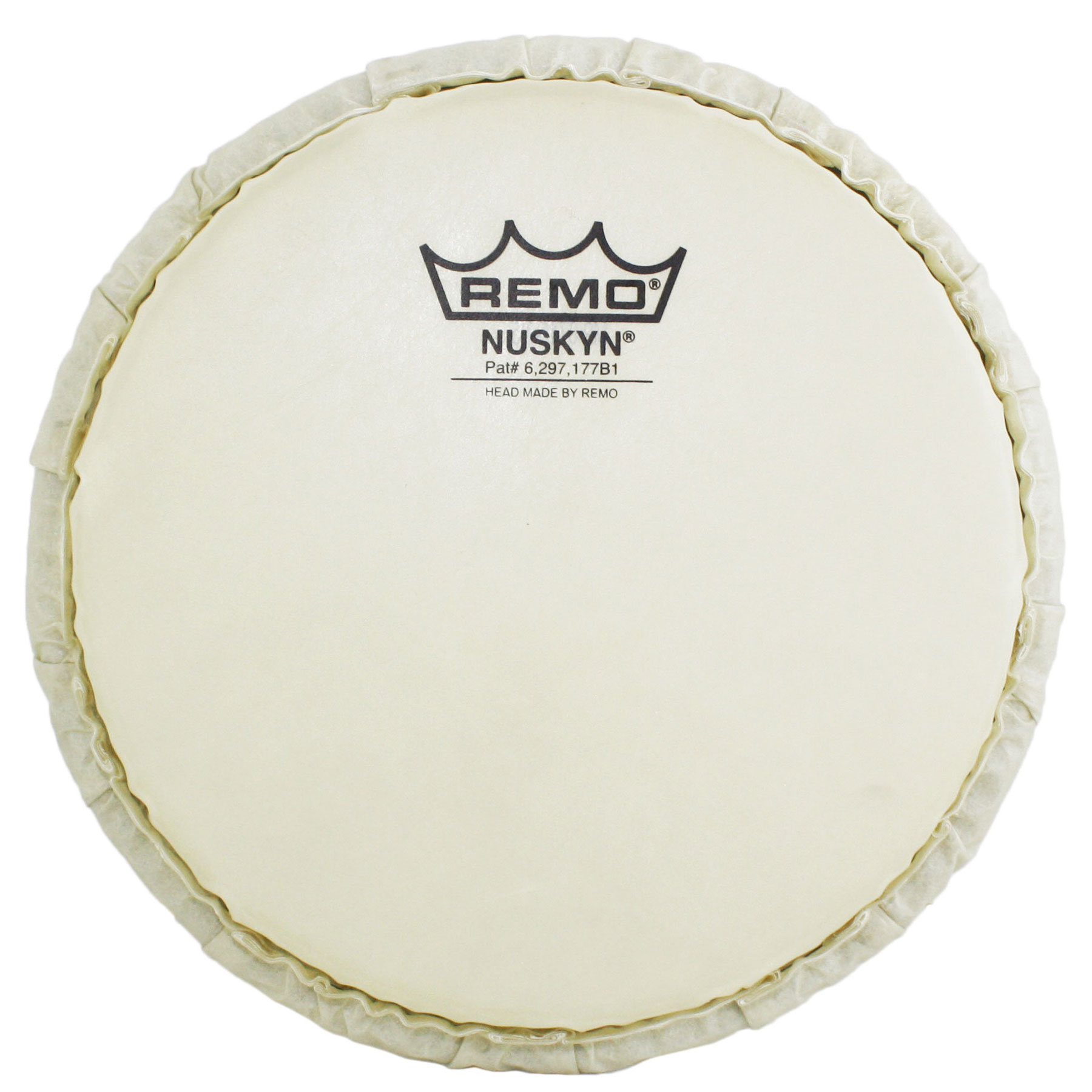 "Remo 8.5"" Tucked Nuskyn Bongo Drum Head"