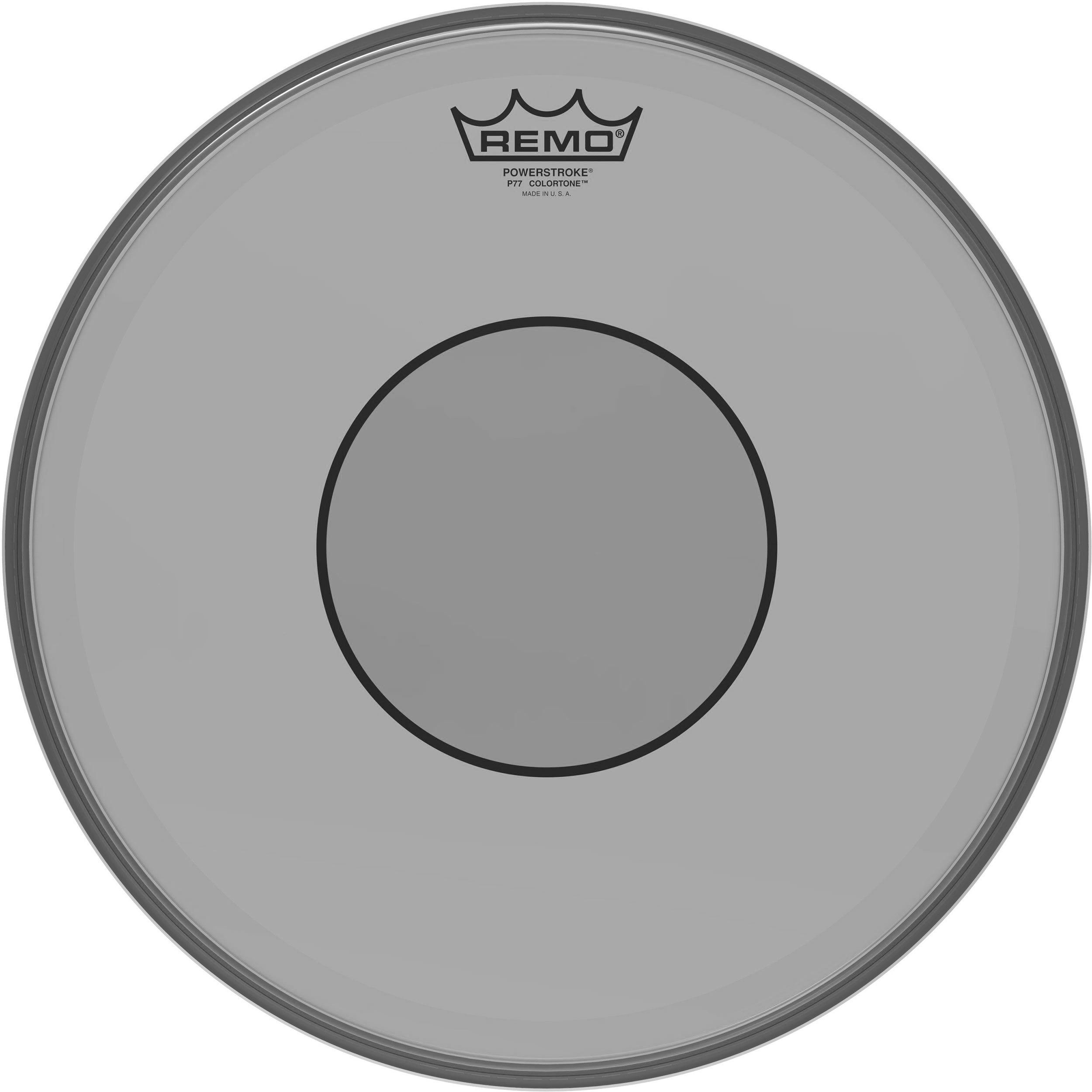 "Remo 13"" Powerstroke 77 Colortone Smoke Drum Head"