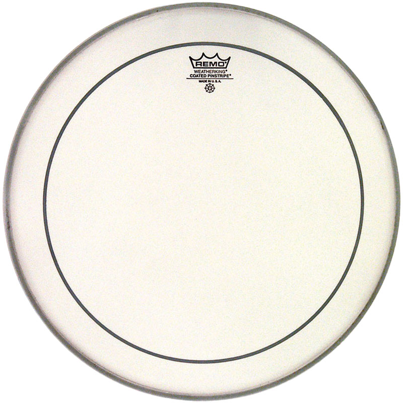 "Remo 12"" Pinstripe Coated Drum Head"