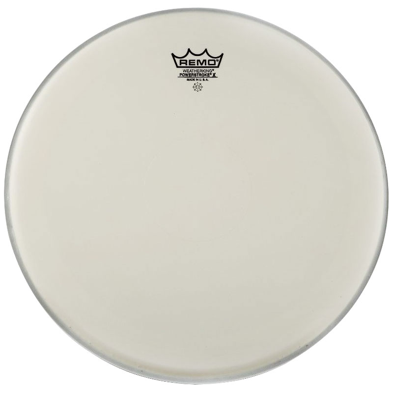 "Remo 14"" Powerstroke P3 X Coated Drum Head"