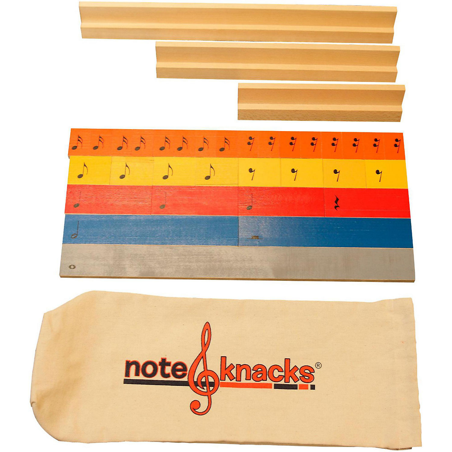 Note Knacks Student Set
