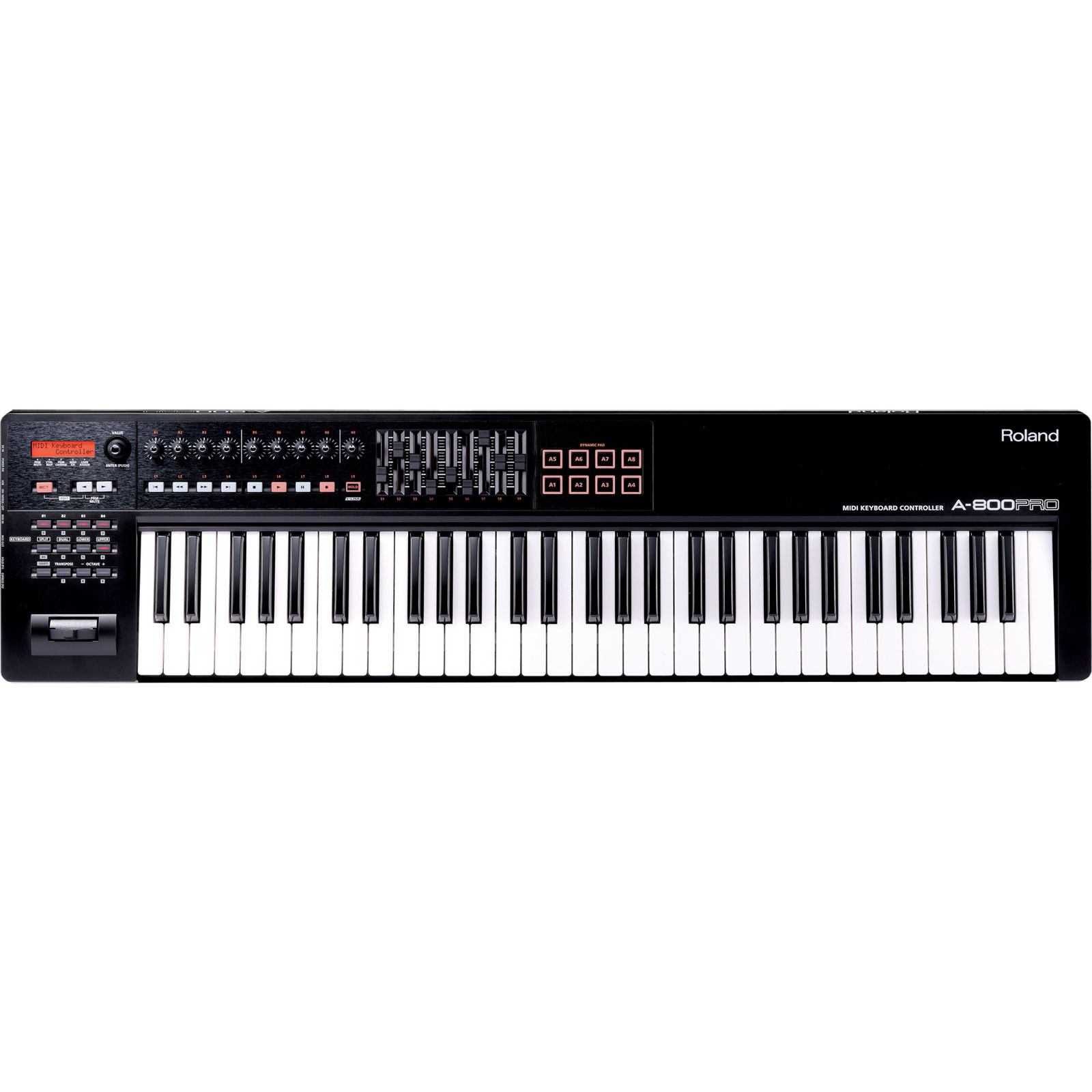 Roland A Pro Series 61-Key Pro MIDI Keyboard Controller