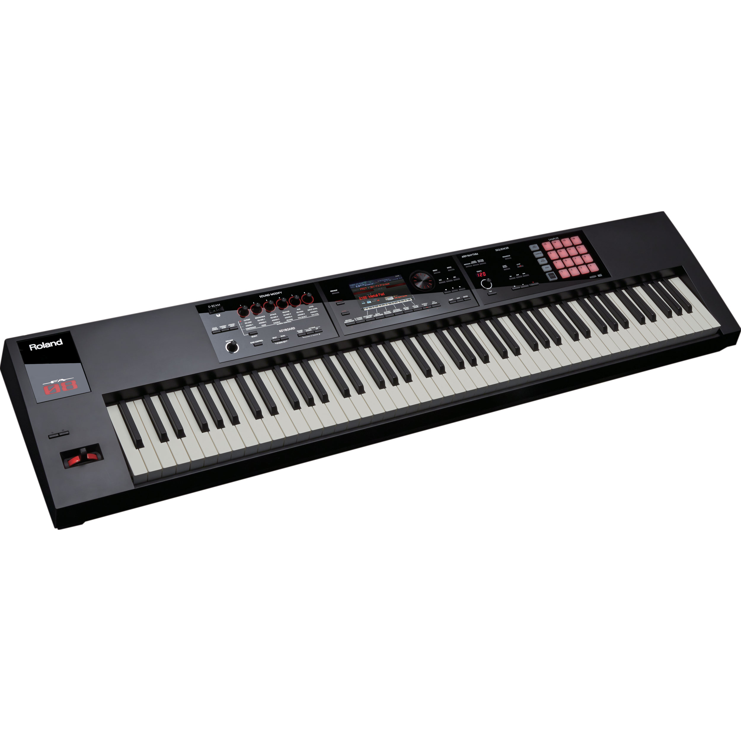Roland Music Workstation and Synthesizer