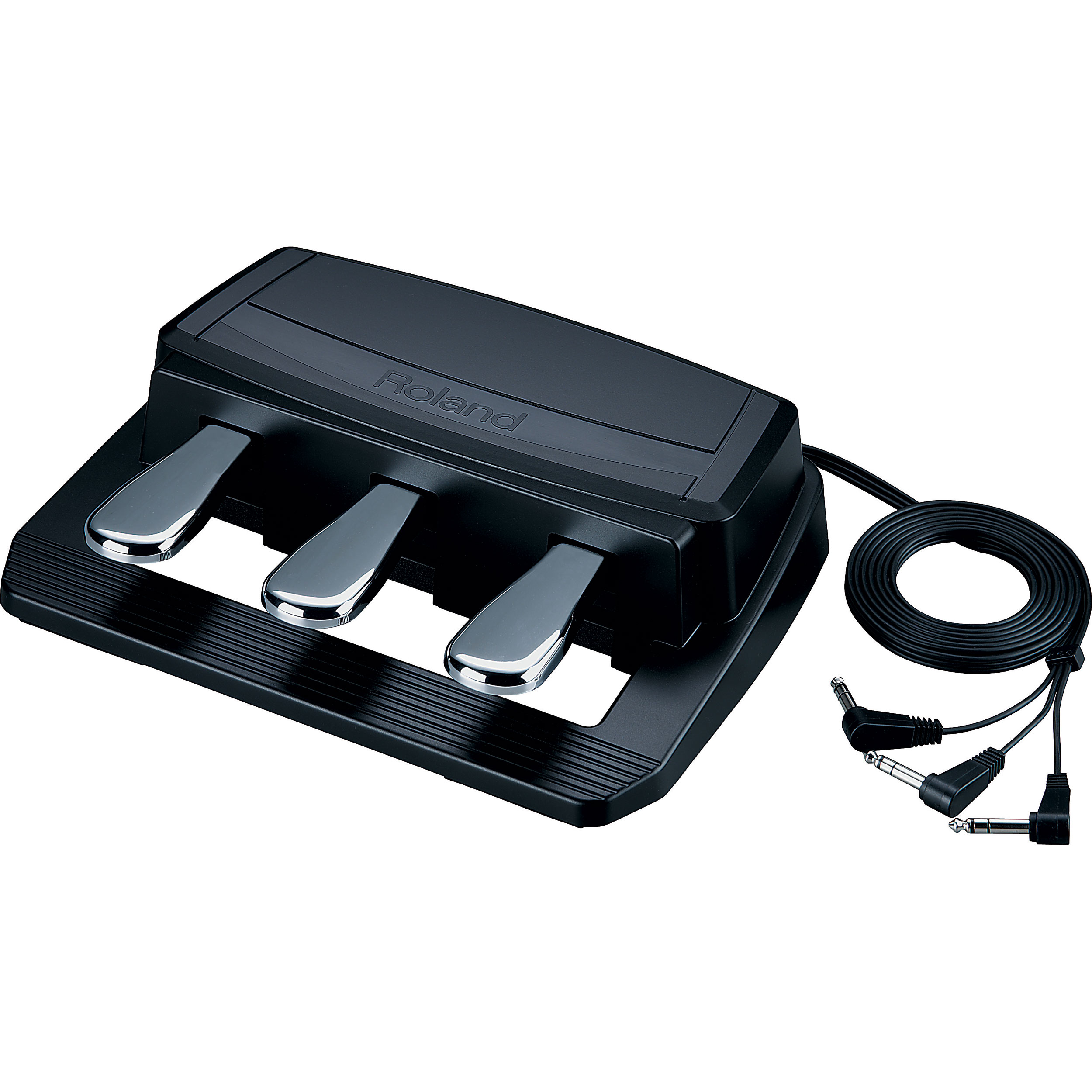 "Roland RPU-3 Universal 3-Pedal Unit with 3 Separate 1/4"" Jacks"