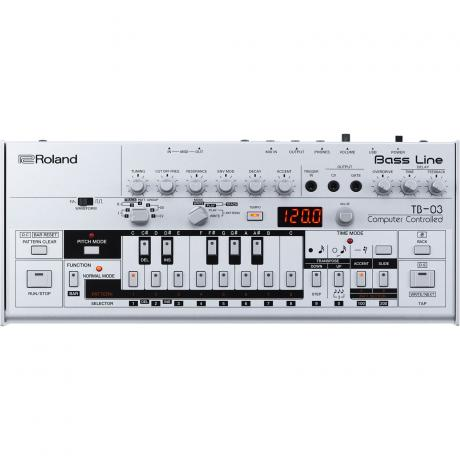 Roland TB-03 Boutique Bass Line Synth