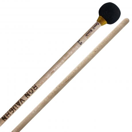Ron Vaughn High Density Small Wood Block Mallets with Birch Shafts