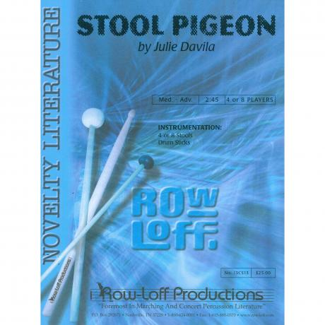Stool Pigeon by Julie Davila