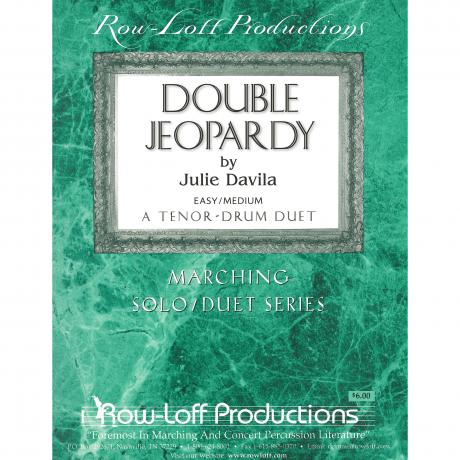 Double Jeopardy by Julie Davila