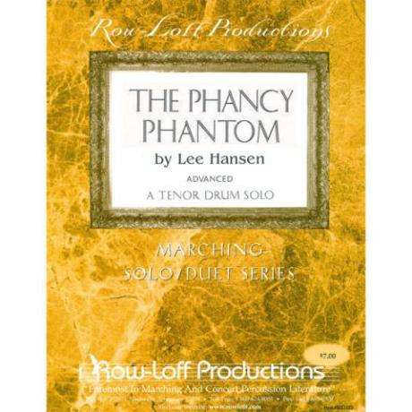 The Phancy Phantom (Tenor) by Marty Hurley