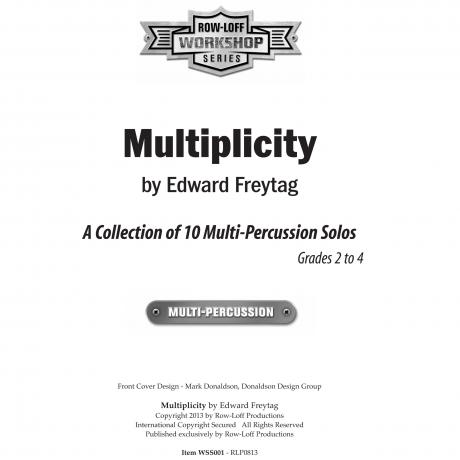 Multiplicity by Edward Freytag