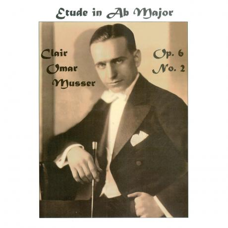 Etude in Ab Major Op. 6 No. 2 by Clair Omar Musser