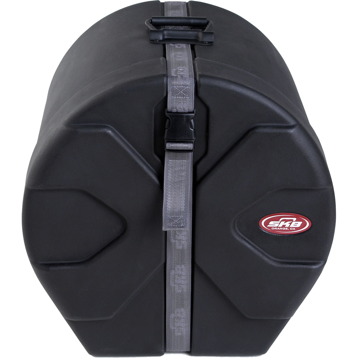 "SKB 18"" (Deep) x 20"" (Diameter) Bass Case with Padded Interior"