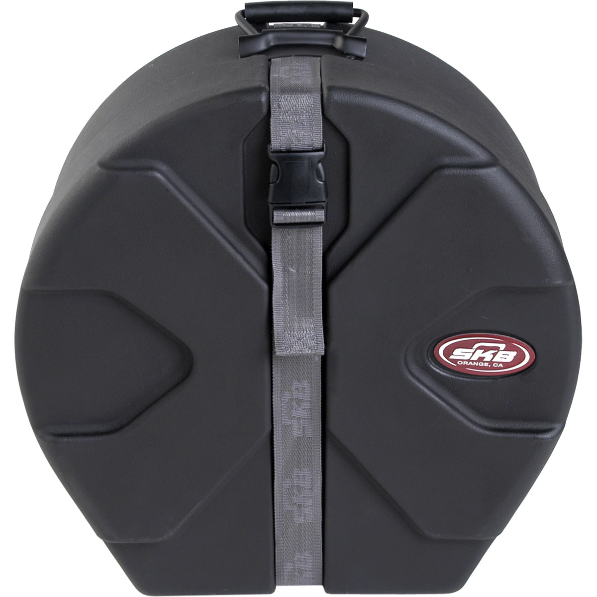 "SKB 5.5"" (Deep) x 14"" (Diameter) Snare Case with Padded Interior"