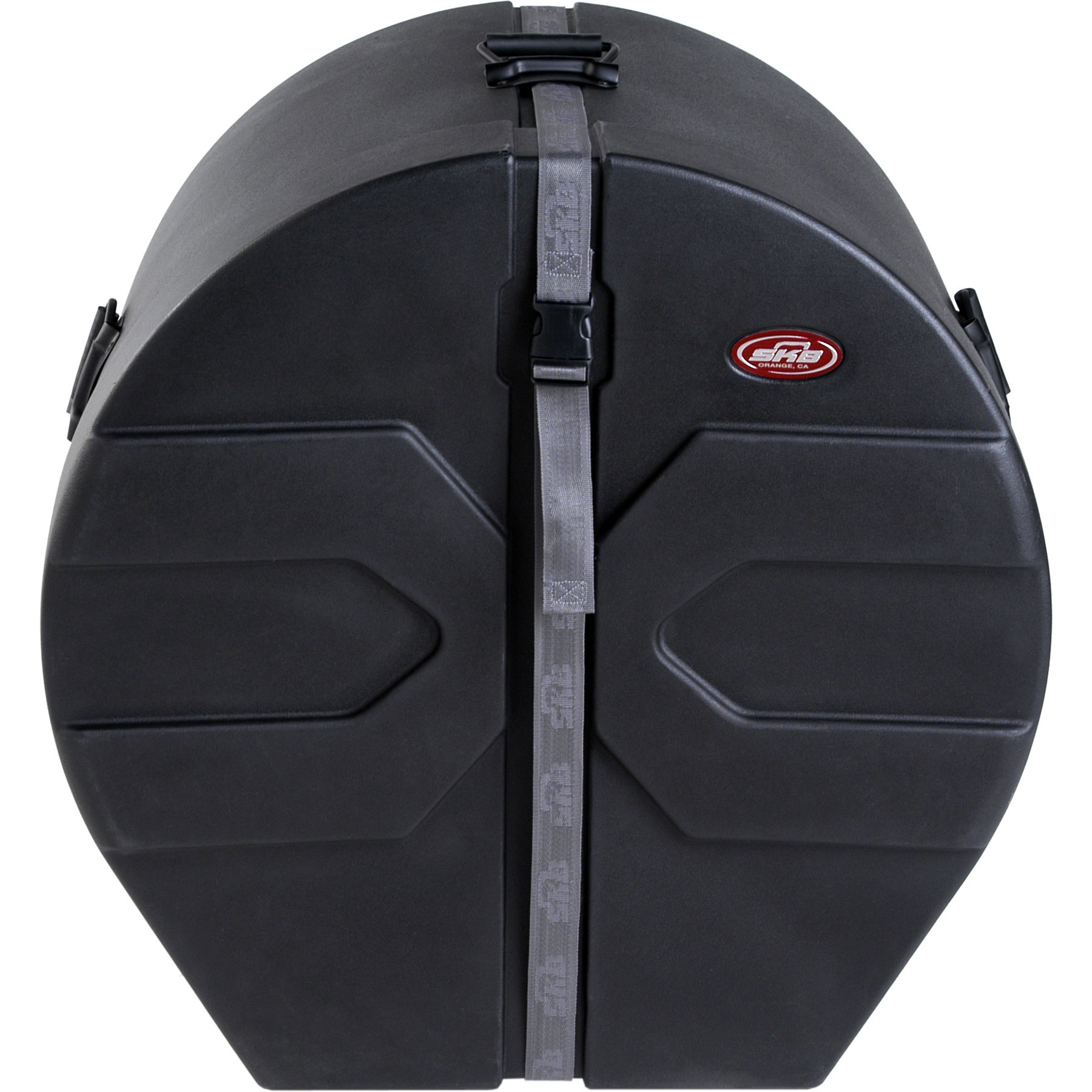"SKB 14"" (Deep) x 24"" (Diameter) Marching Bass Case Padded Interior"