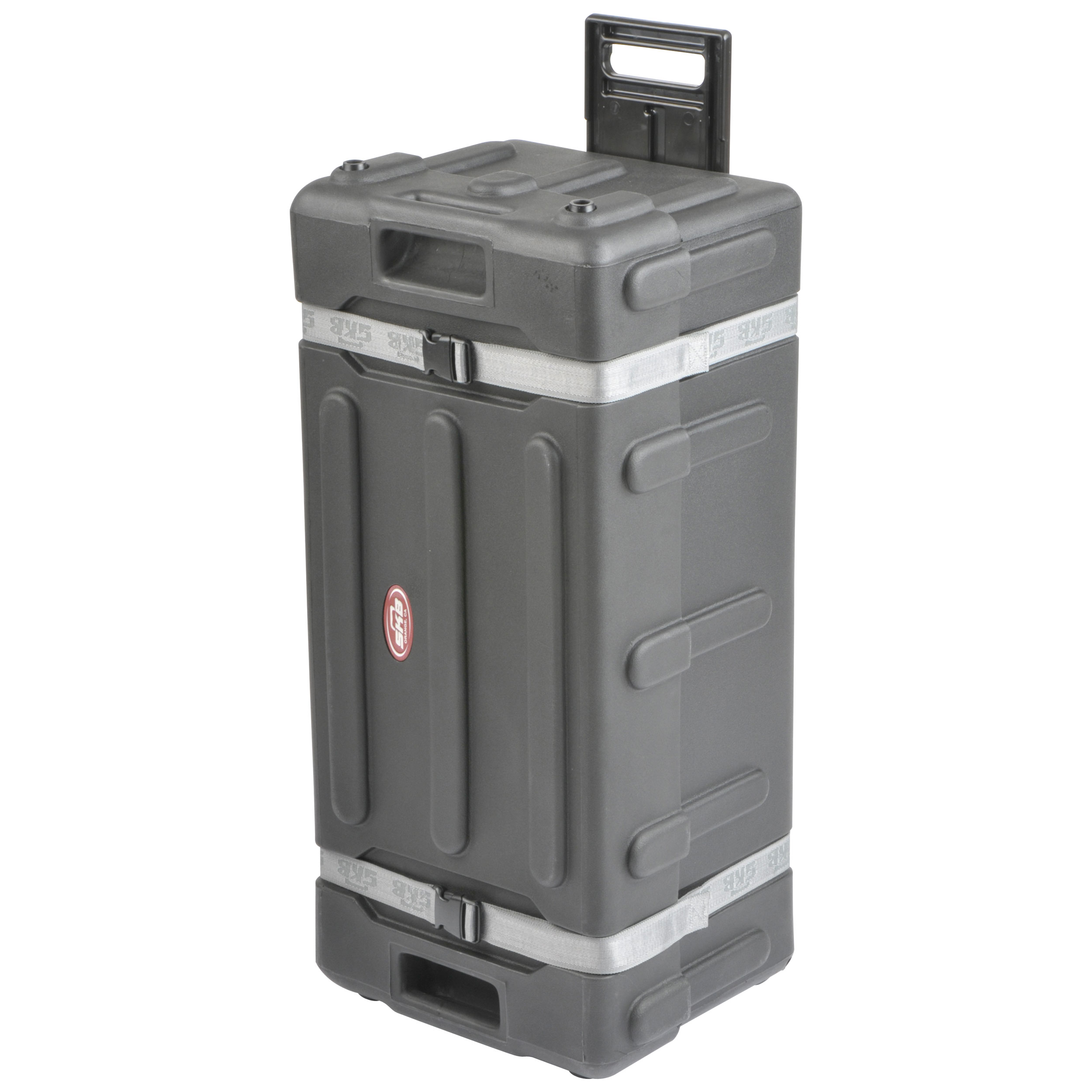 SKB Medium Drum Hardware Case with Handle & Wheels