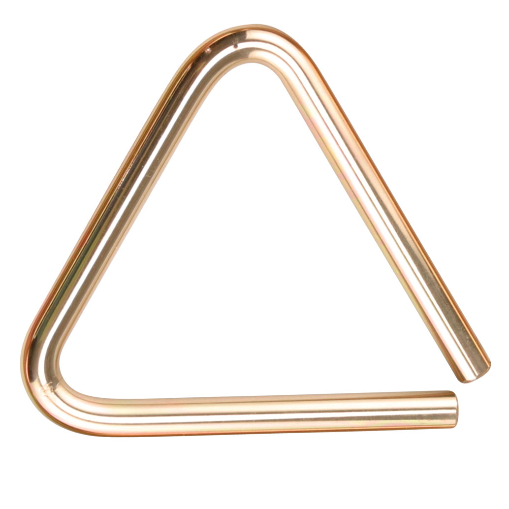 "Sabian 5"" B8 Bronze Triangle"