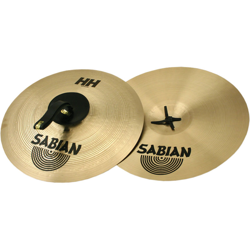 "Sabian 20"" HH Germanic (Thick) Crash Cymbal Pair"