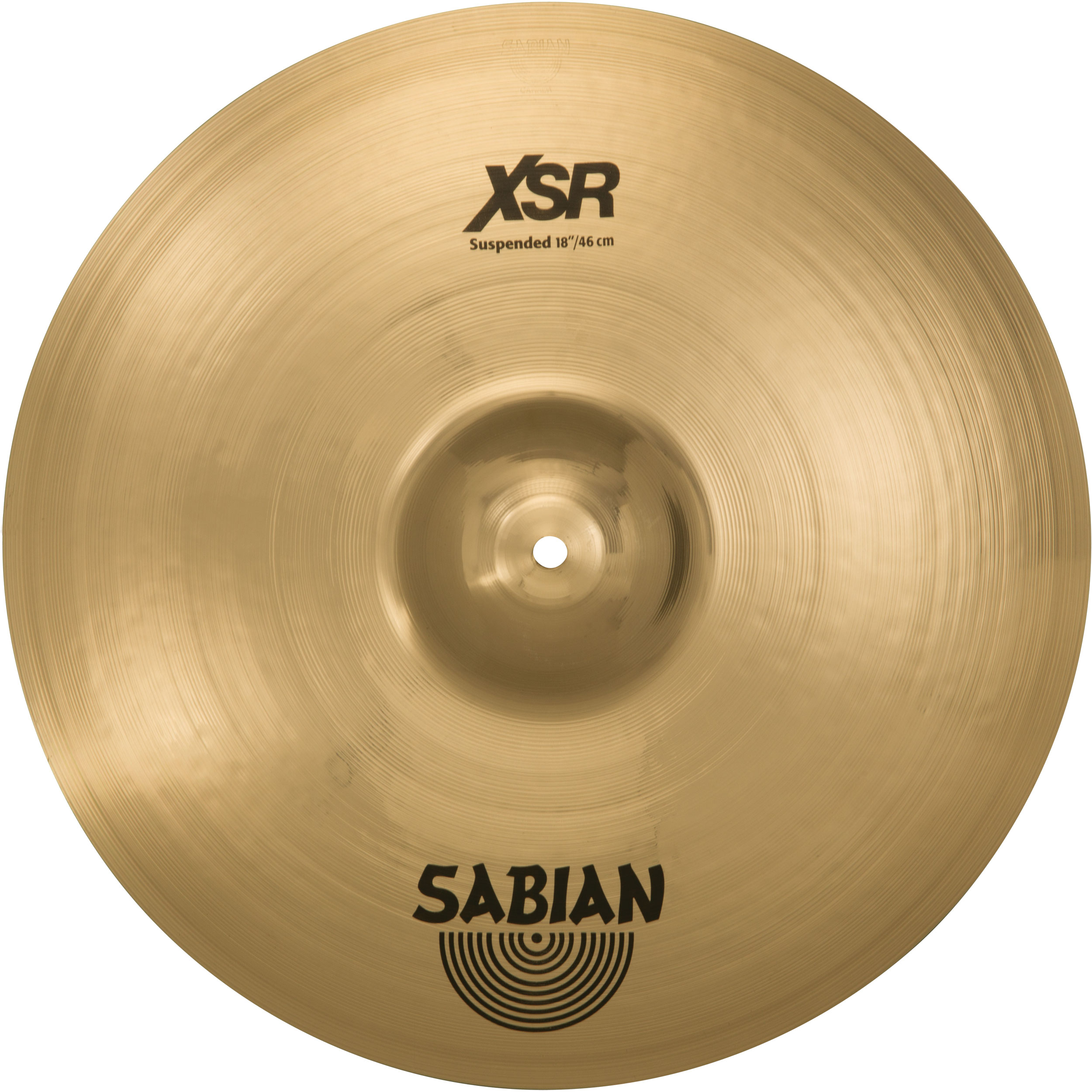 "Sabian 18"" XSR Suspended Cymbal"