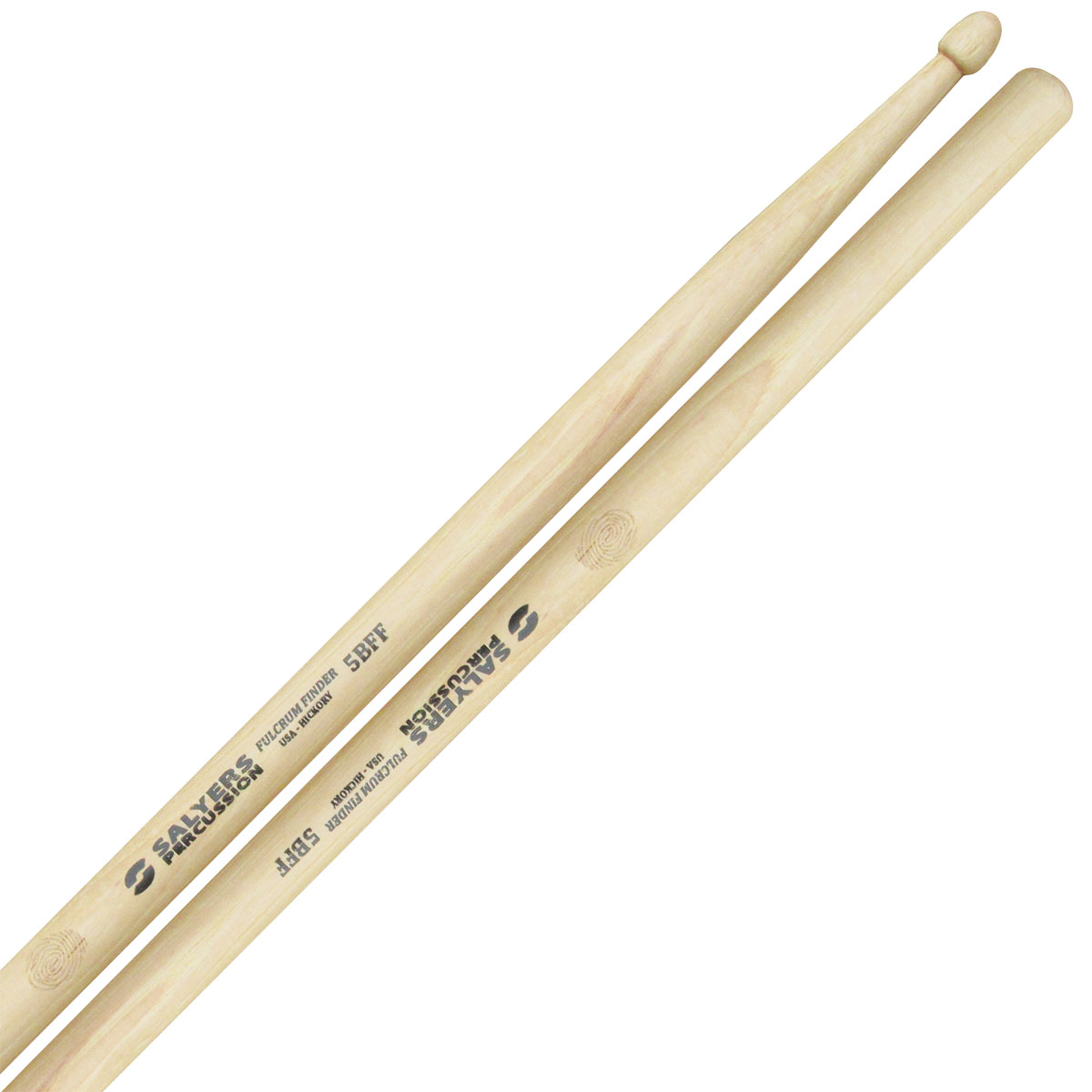 Salyers Percussion 5B Fulcrum Finder Educational Drum Set Sticks