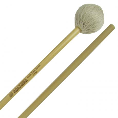 Salyers Percussion Earth Tone Medium Vibraphone/Marimba Mallets