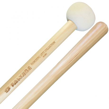 Salyers Percussion MAB2 Marching Arts Collection Small Marching Bass Mallets