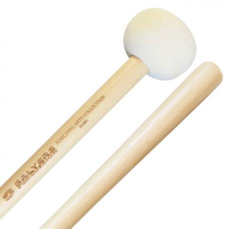 Salyers Percussion MAB4 Marching Arts Collection Large Marching Bass Mallets