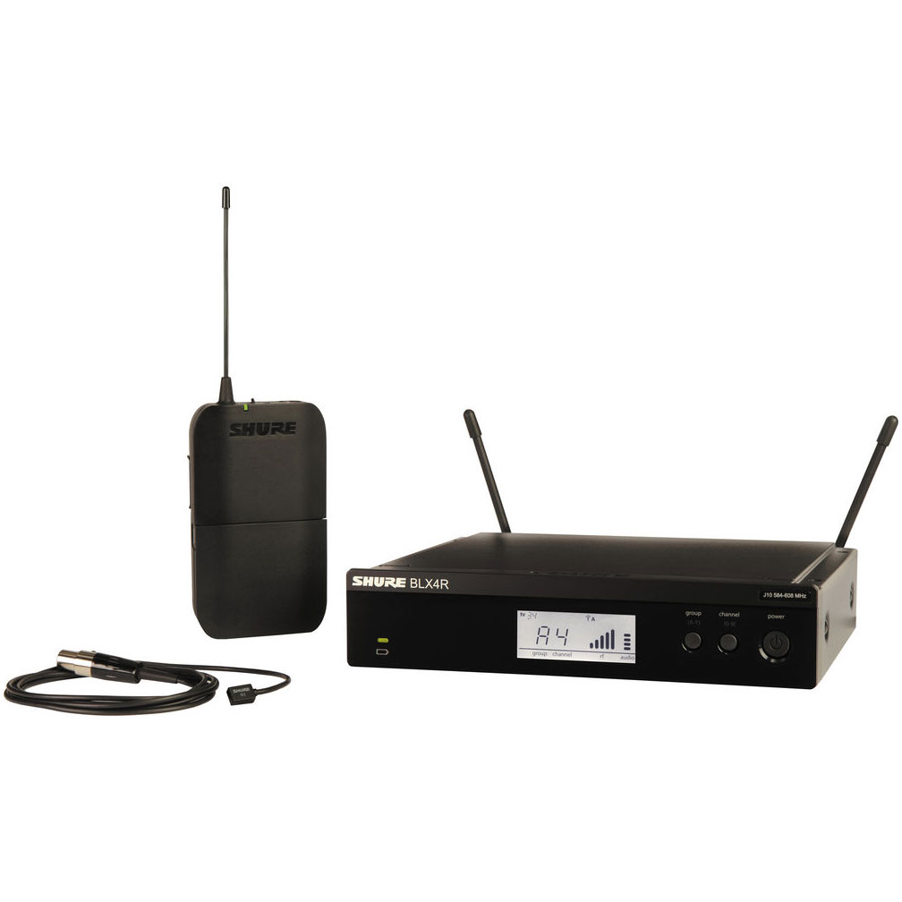 Shure Lavalier Wireless Microphone System