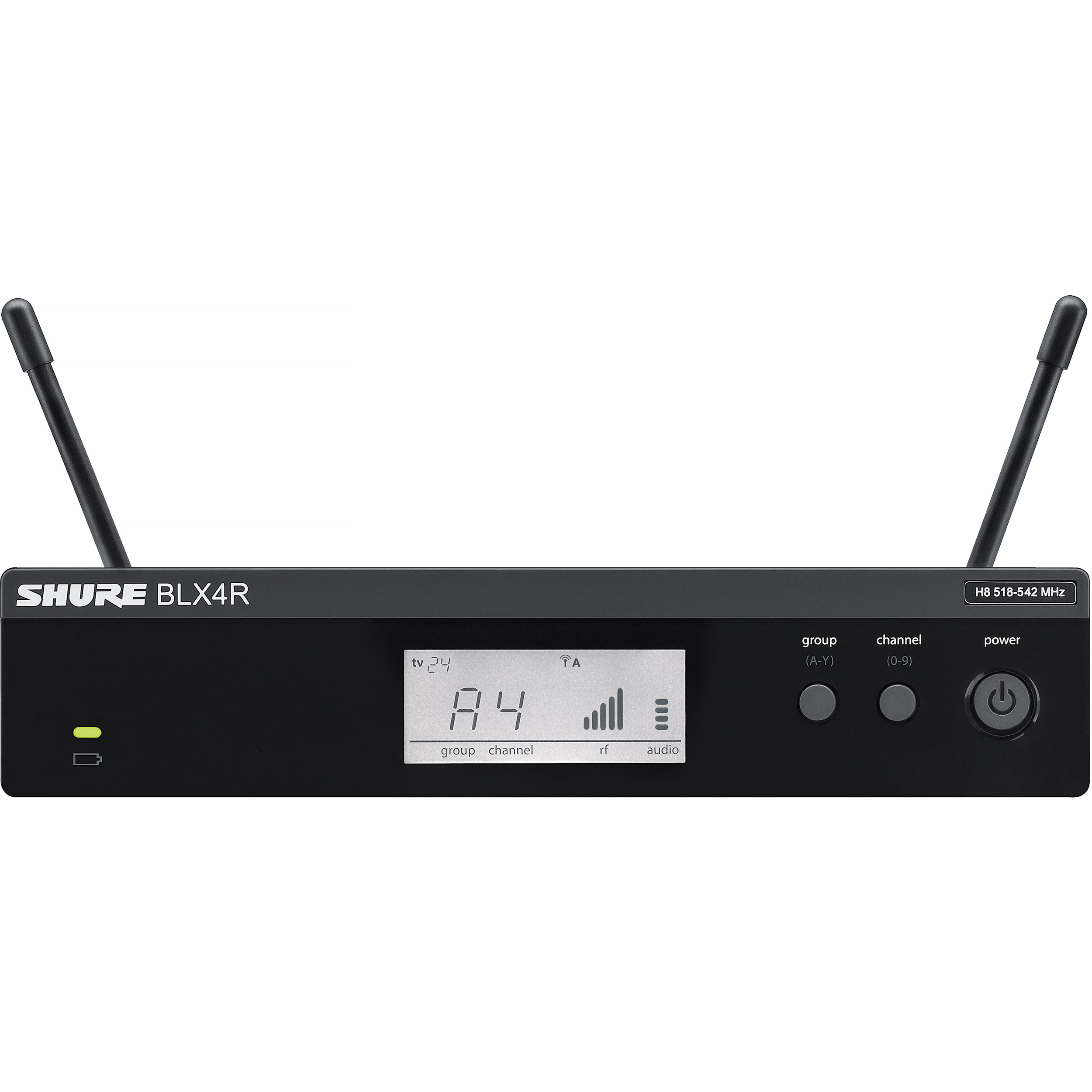 Shure BLX Rackmount Wireless Receiver