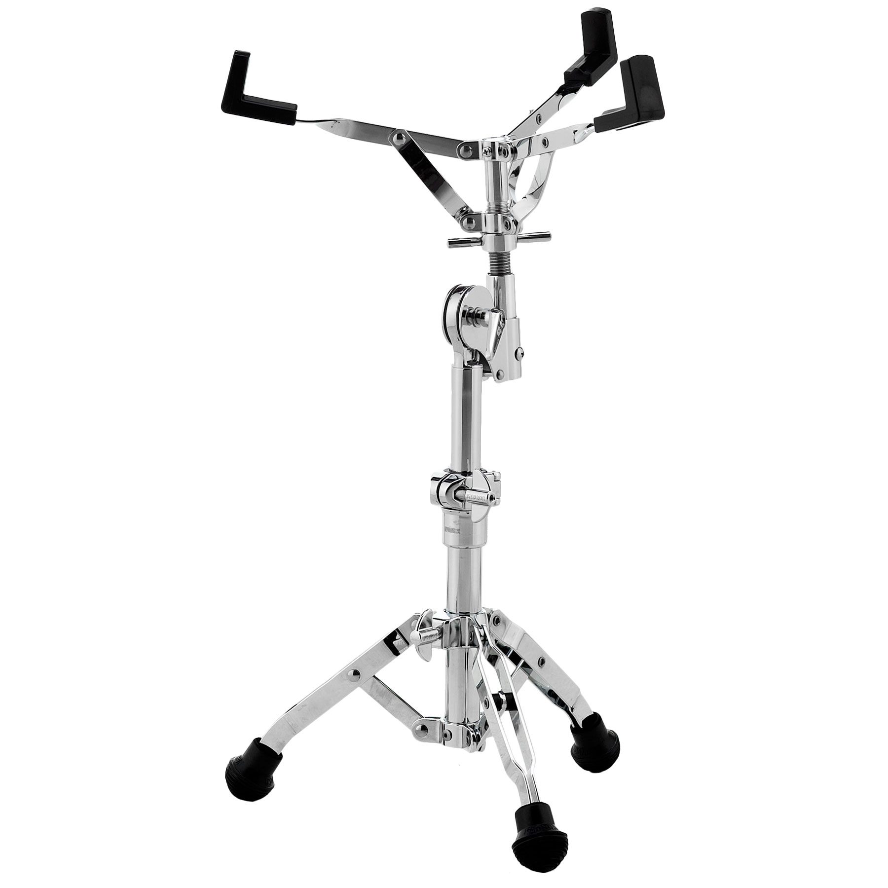 how to secure snare drum stand