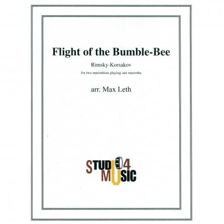 Flight of the Bumble-Bee by Rimsky-Korsakov arr. Max Leth