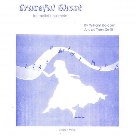 Graceful Ghost Rag by William Bolcom arr. Terry Smith