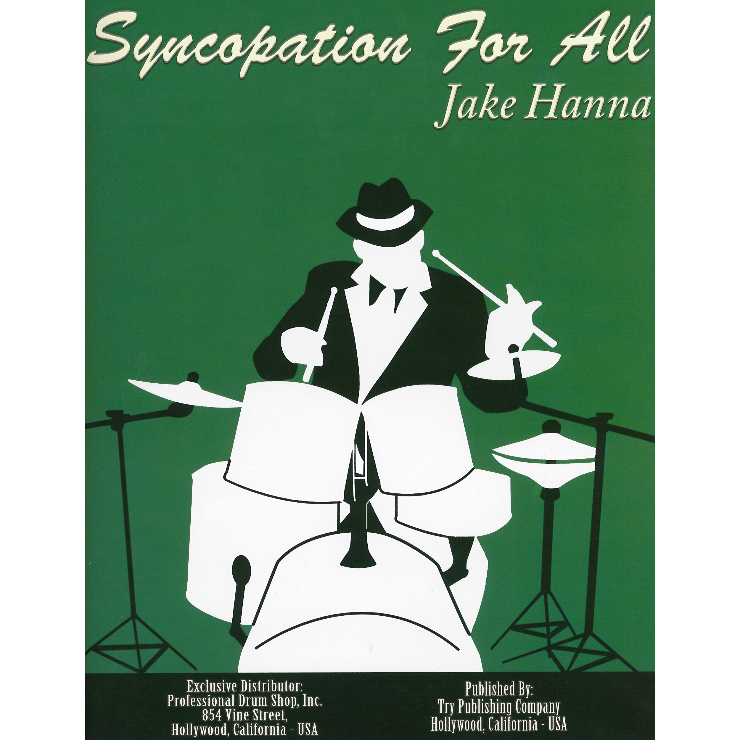 Syncopation for All by Jake Hanna